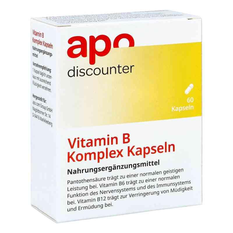 Vitamin B Komplex Kapseln von apo-discounter  bei apo-discounter.de bestellen