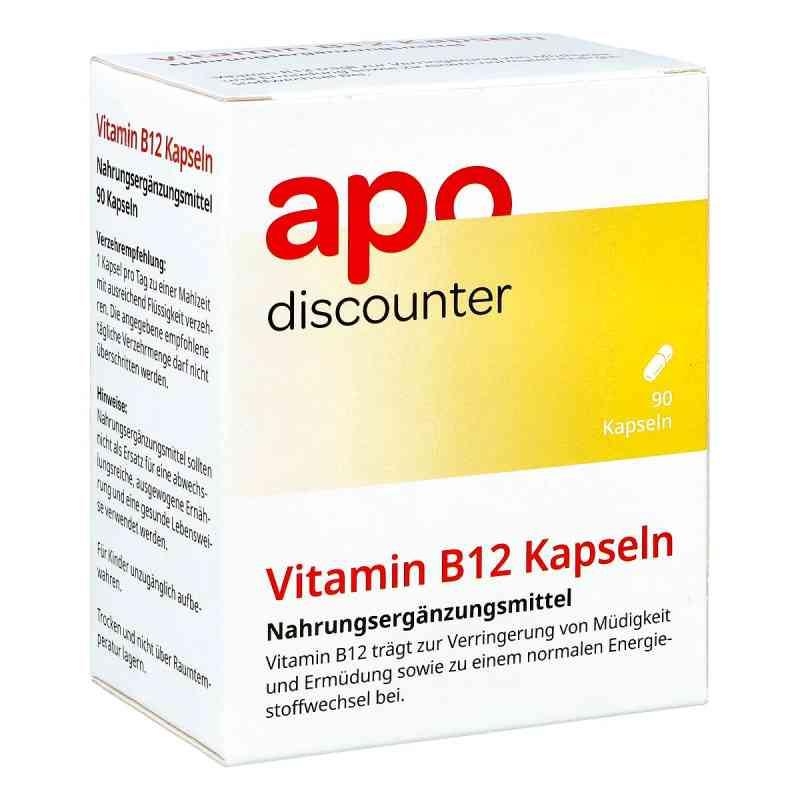 Vitamin B12 Kapseln von apo-discounter  bei apo-discounter.de bestellen