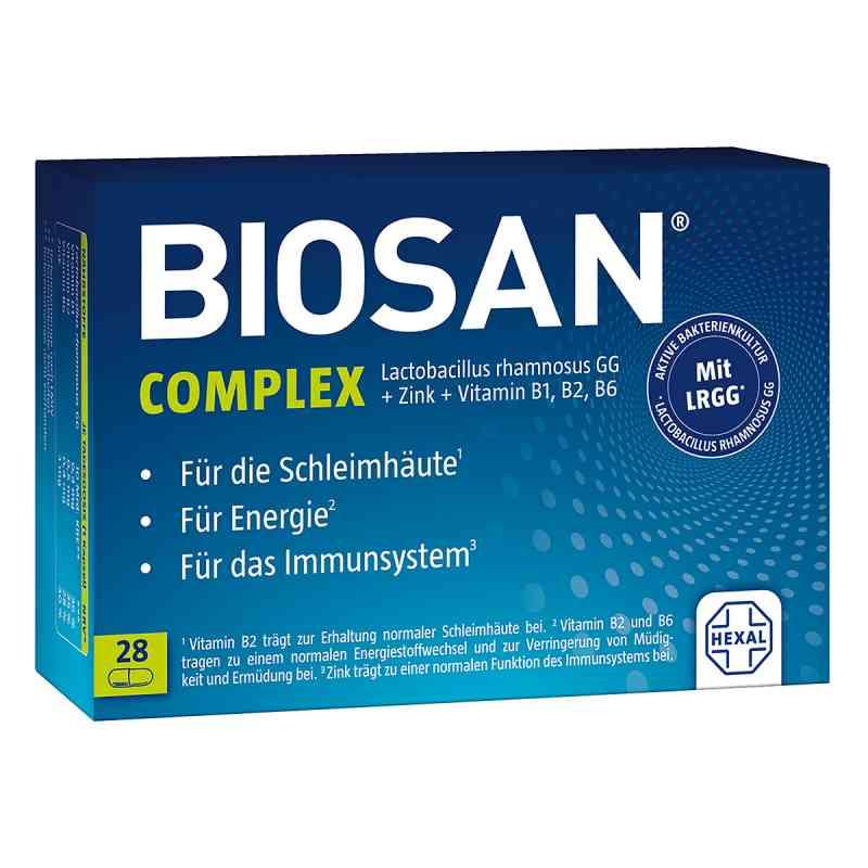 Biosan Complex Kapseln  bei apo-discounter.de bestellen