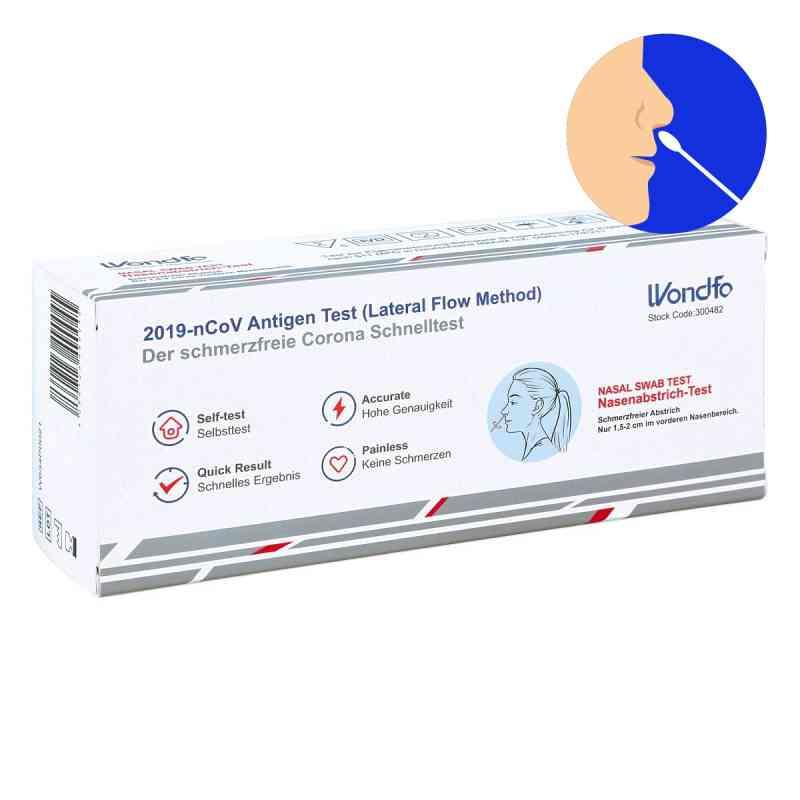 Laientest Wondfo Sars-cov-2 Antigentest zur Eigenanwendung  bei apo-discounter.de bestellen