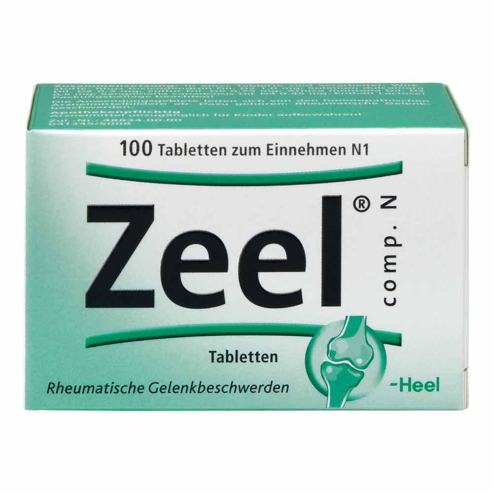 Zeel compositus  N Tabletten 100stk PZN 02464169