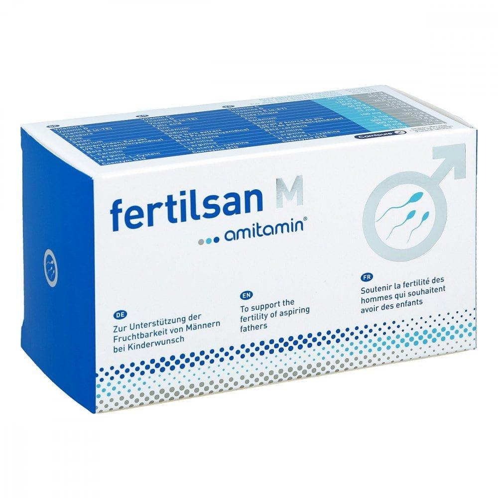 Amitamin Fertilsan M Kapseln 90 St Pzn 01476816 Ebay