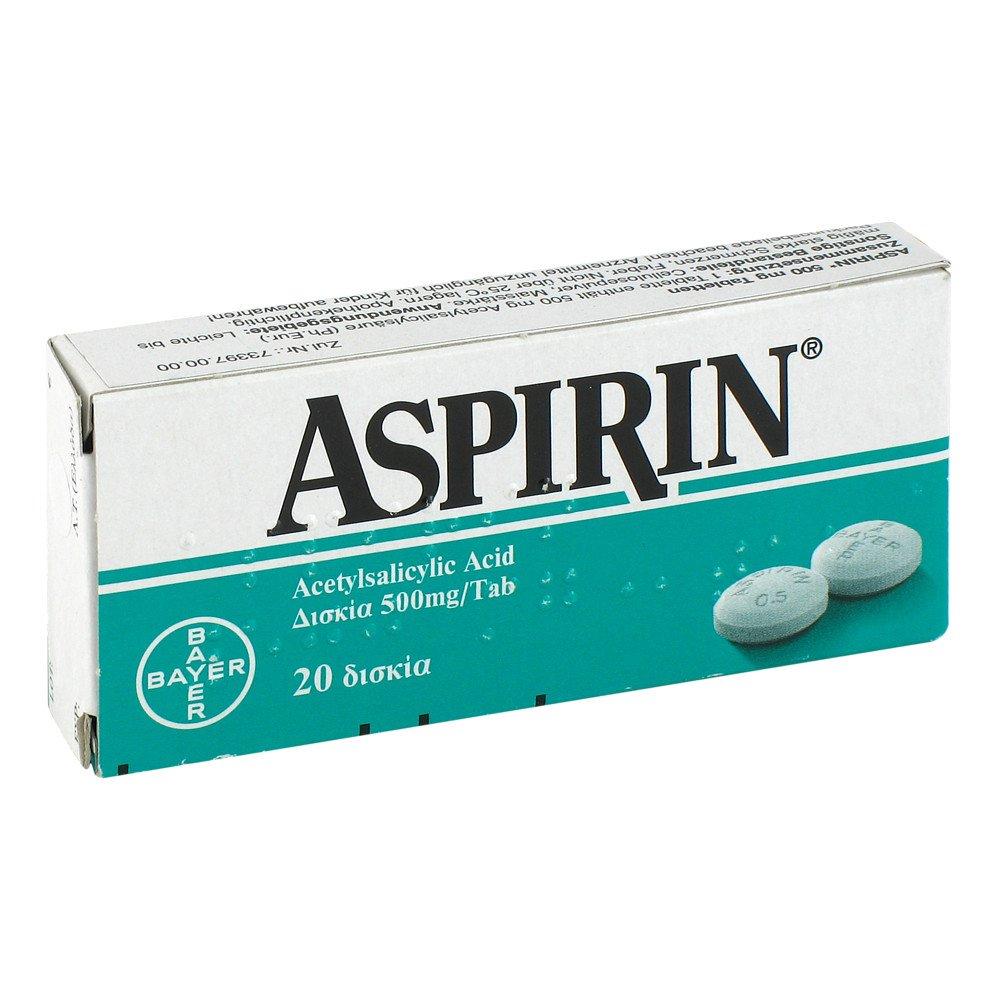 Aspirin Bei Blasenentzündung