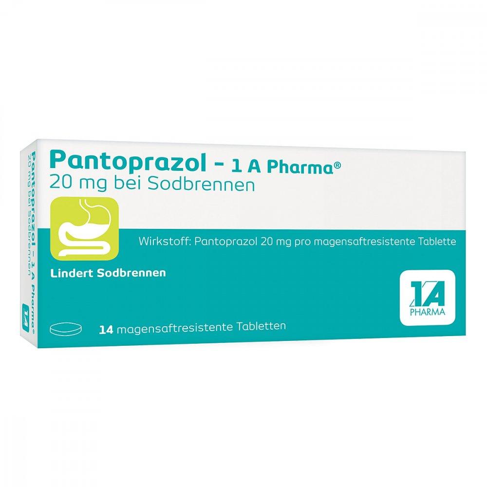 Stk 20mg Bei Pantoprazol Sodbrennen14 Pharma 1a CoEWreQBxd