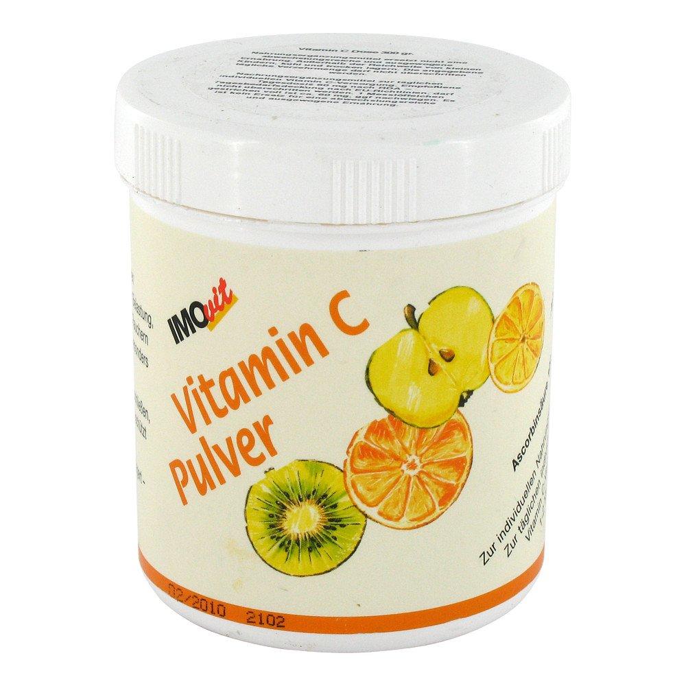 ascorbins ure vitamin c pulver 300 g online g nstig kaufen. Black Bedroom Furniture Sets. Home Design Ideas