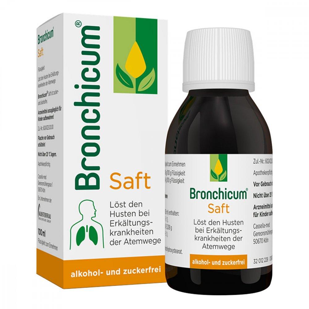 Bronchicum 100 ml online günstig kaufen bei apo-discounter.de