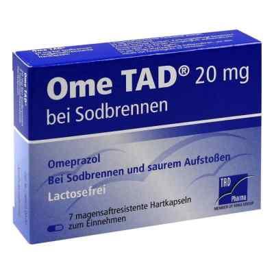 Ome TAD 20mg bei Sodbrennen  bei apo-discounter.de bestellen