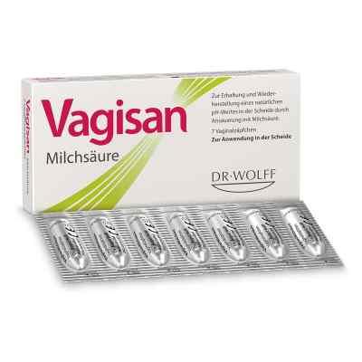 Vagisan Milchsäure Vaginalzäpfchen  bei apo-discounter.de bestellen
