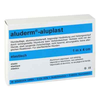 Aluderm Aluplast Wundverband pfl.1mx4cm elastisch   bei bioapotheke.de bestellen