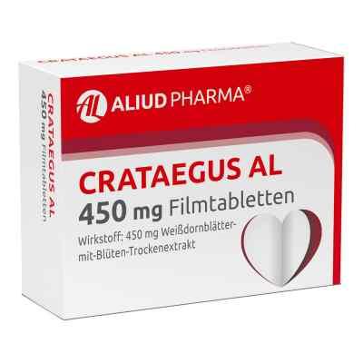 Crataegus AL 450mg bei apo-discounter.de bestellen