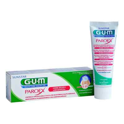 Gum Paroex 0,12% Chx Zahngel  bei bioapotheke.de bestellen