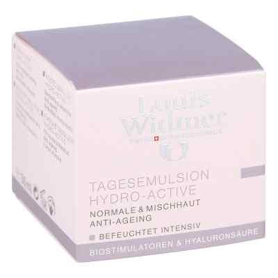 Widmer Tagesemulsion Hydro-active leicht parfüm.  bei apo-discounter.de bestellen