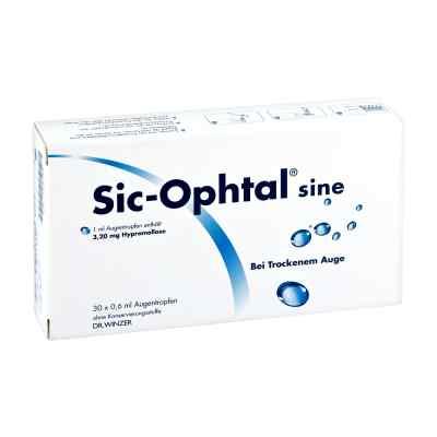 Sic Ophtal sine Augentropfen  Augentropfen  bei apo-discounter.de bestellen