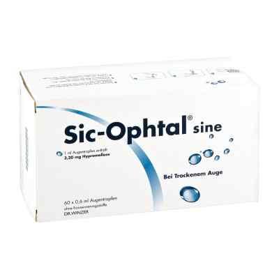 Sic Ophtal sine Augentropfen  Augentropfen  bei bioapotheke.de bestellen