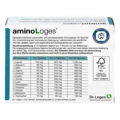 Amino Loges Tabletten  bei bioapotheke.de bestellen