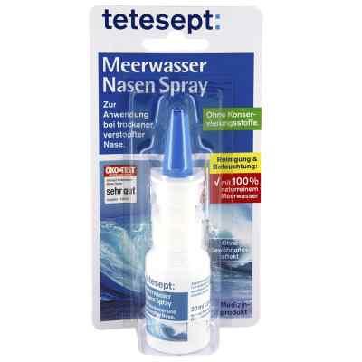 Tetesept Meerwasser Nasenspray  bei apo-discounter.de bestellen