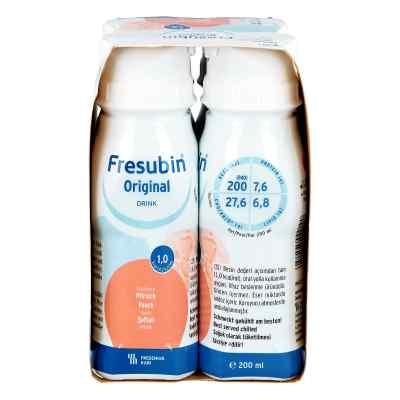 Fresubin Original Drink Pfirsich Trinkflasche  bei bioapotheke.de bestellen