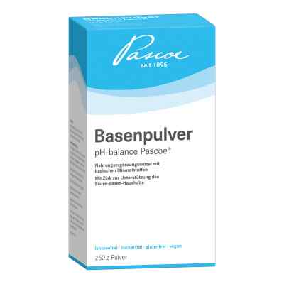 Basenpulver Pascoe  bei bioapotheke.de bestellen