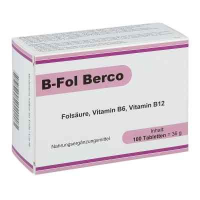 B Fol Berco Tabletten  bei apo-discounter.de bestellen