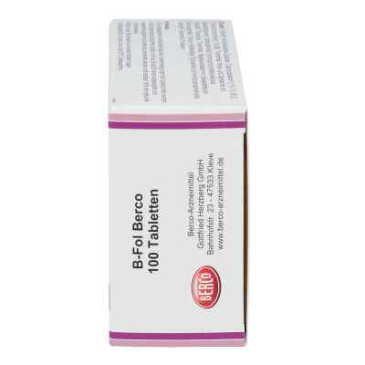 B Fol Berco Tabletten  bei bioapotheke.de bestellen