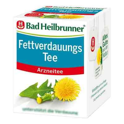 Bad Heilbrunner Tee Fettverdauung Filterbeutel  bei bioapotheke.de bestellen