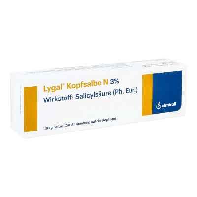 Lygal Kopfsalbe N 3%  bei bioapotheke.de bestellen