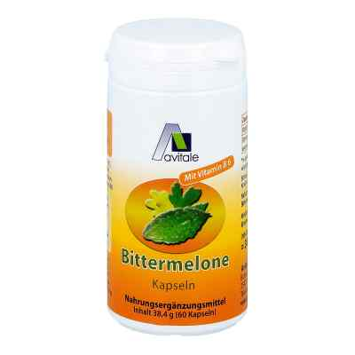 Bittermelone Kapseln 500 mg  bei apo-discounter.de bestellen