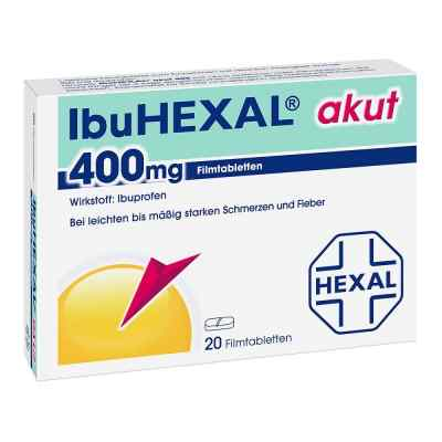 IbuHEXAL akut 400mg  bei bioapotheke.de bestellen