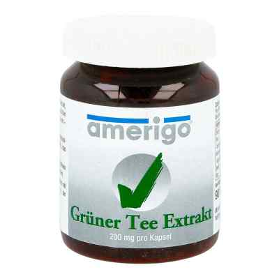 Grüner Tee Extrakt amerigo 200 mg Kapseln  bei bioapotheke.de bestellen