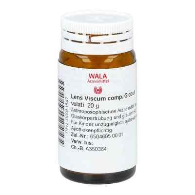 Lens Viscum compositus Globuli Velati