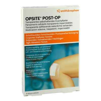 Opsite Post Op 9,5x8,5cm Verband  bei apo-discounter.de bestellen