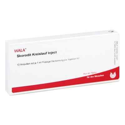 Skorodit Kreislauf Inject Ampullen  bei bioapotheke.de bestellen