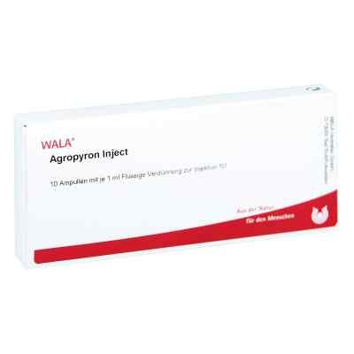 Agropyron Inject Ampullen  bei apo-discounter.de bestellen