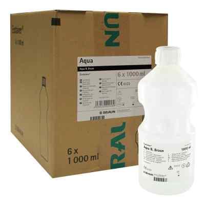 Aqua B.braun Spüllösung Kunststoff Flasche  bei bioapotheke.de bestellen