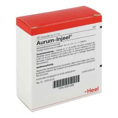 Aurum Injeel Ampullen  bei bioapotheke.de bestellen