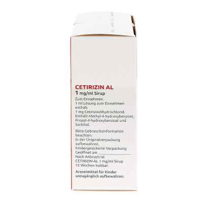 Cetirizin AL 1mg/ml  bei apo-discounter.de bestellen