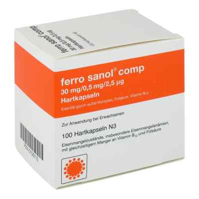 Ferro sanol comp 30mg/0,5mg/2,5μg  bei bioapotheke.de bestellen