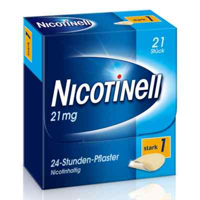 Nicotinell 52,5mg/24 Stunden