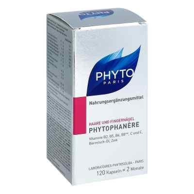 Phytophanere Nahrungsergänzung Haare+nägel Kapseln  bei apo-discounter.de bestellen