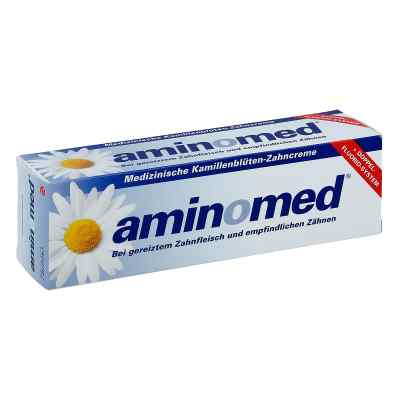 Amin O Med Fluorid Kamille Zahnpasta  bei apo-discounter.de bestellen