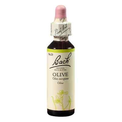 Bachblüten Olive Tropfen  bei apo-discounter.de bestellen