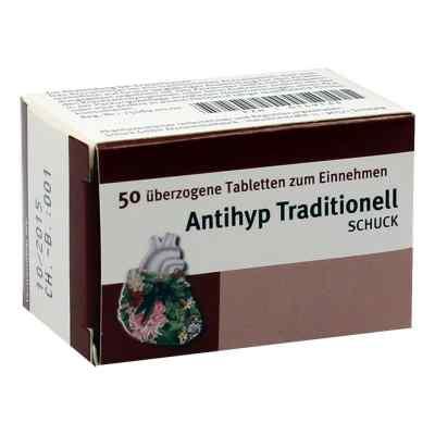 Antihyp Traditionell Schuck überzogene Tab.  bei apo-discounter.de bestellen