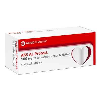 Ass Al Protect 100 mg magensaftresistent   Tabletten