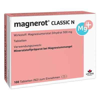 Magnerot Classic N Tabletten  bei apo-discounter.de bestellen