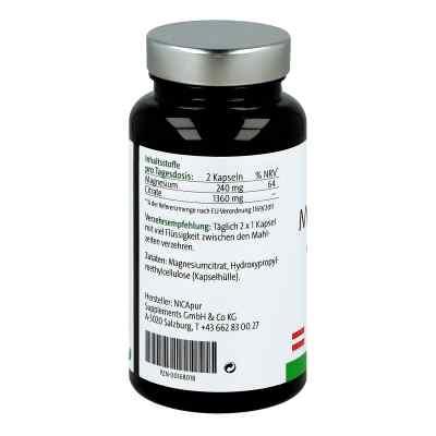 Nicapur Magnesiumcitrat 120 Kapseln  bei apo-discounter.de bestellen