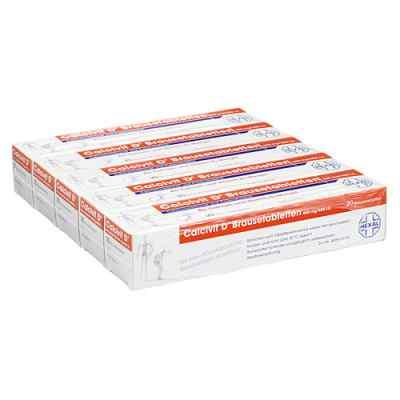 Calcivit D Brausetabletten 600mg/400 internationale Einheiten  bei apo-discounter.de bestellen
