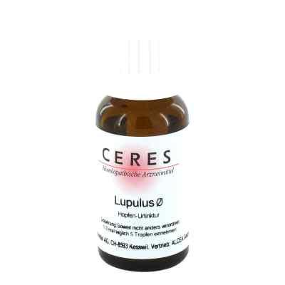 Ceres Lupulus Urtinktur  bei apo-discounter.de bestellen