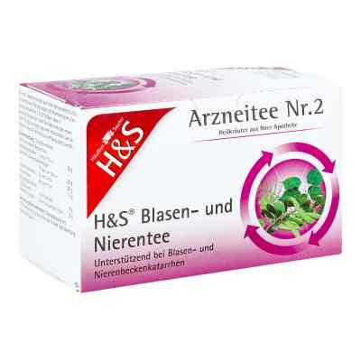 H&S Blasen-und Nierentee  bei apo-discounter.de bestellen