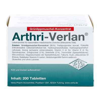 Arthri Verlan Tabletten  bei apo-discounter.de bestellen