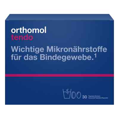 Orthomol Tendo Granulat/Kapseln 30 Kombipackung